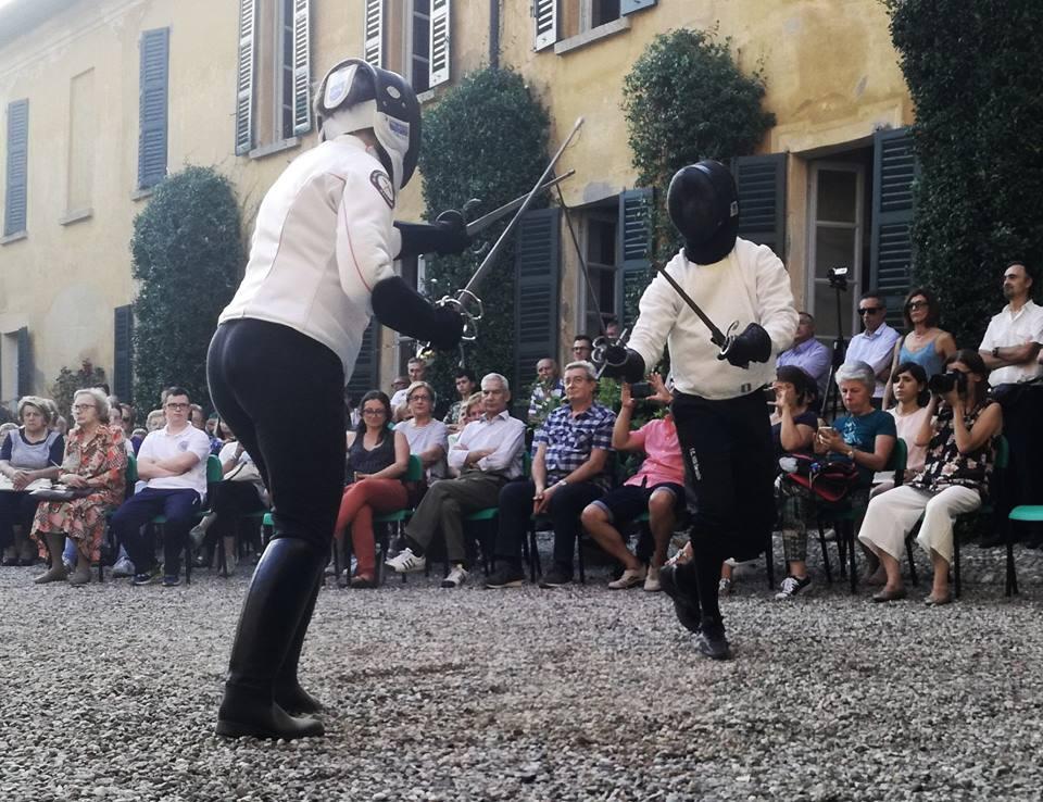 23 set 17 - Aperitivo & Musica in Villa Reina - Ars Gladii 0017