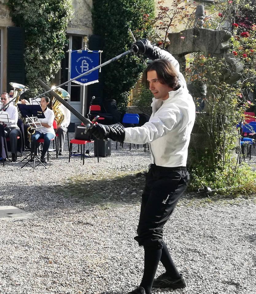 23 set 17 - Aperitivo & Musica in Villa Reina - Ars Gladii 02