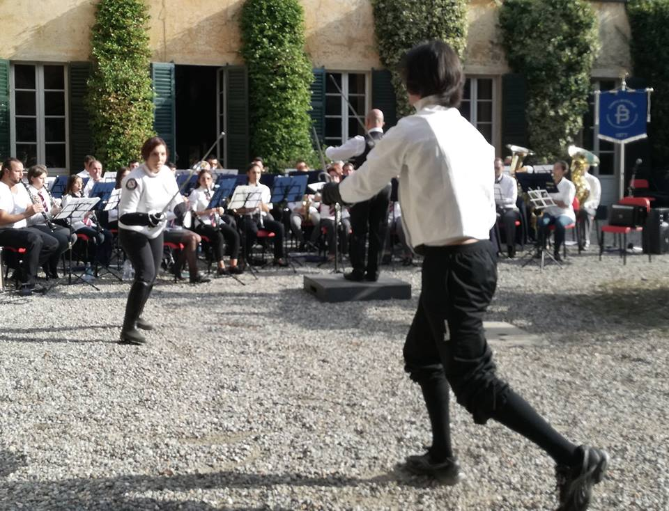23 set 17 - Aperitivo & Musica in Villa Reina - Ars Gladii 03