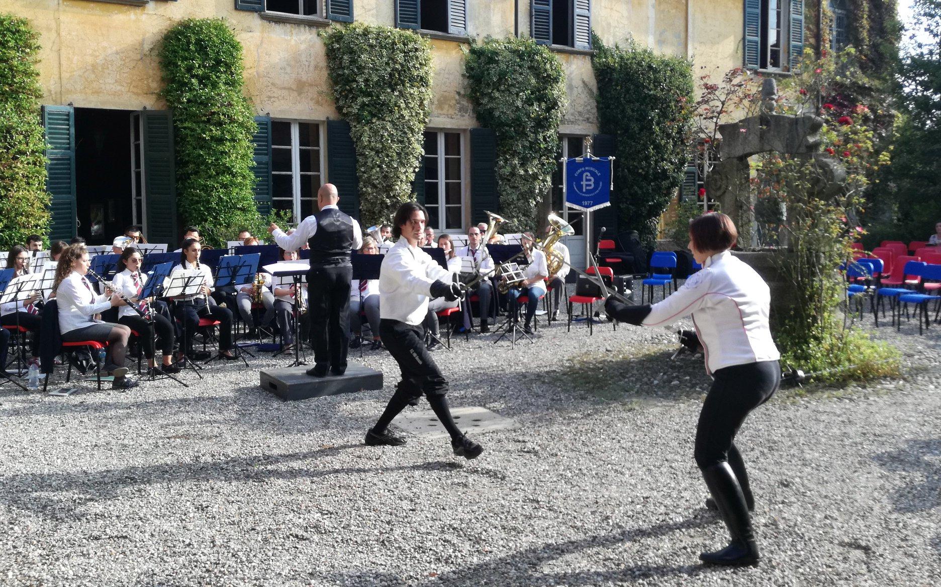 23 set 17 - Aperitivo & Musica in Villa Reina - Ars Gladii 04