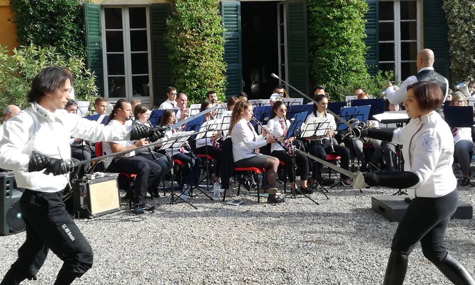 23 set 17 - Aperitivo & Musica in Villa Reina - Ars Gladii 05