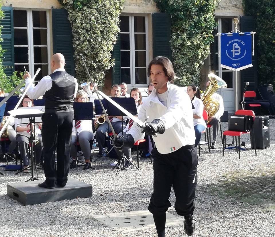 23 set 17 - Aperitivo & Musica in Villa Reina - Ars Gladii 06