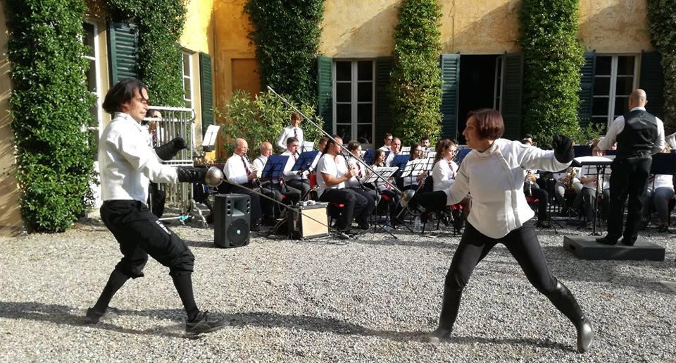 23 set 17 - Aperitivo & Musica in Villa Reina - Ars Gladii 07