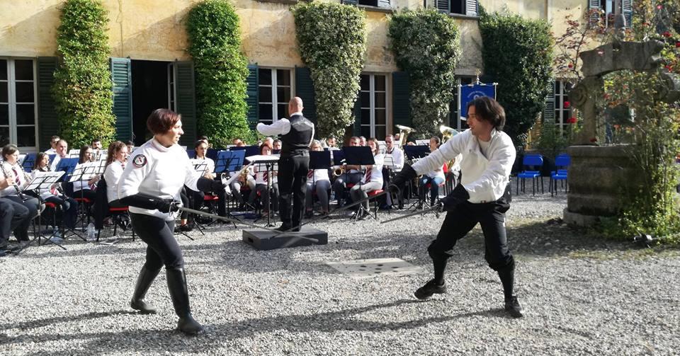 23 set 17 - Aperitivo & Musica in Villa Reina - Ars Gladii 08