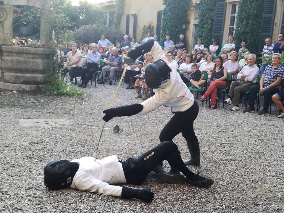 23 set 17 - Aperitivo & Musica in Villa Reina - Ars Gladii 10