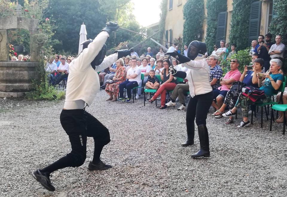 23 set 17 - Aperitivo & Musica in Villa Reina - Ars Gladii 12