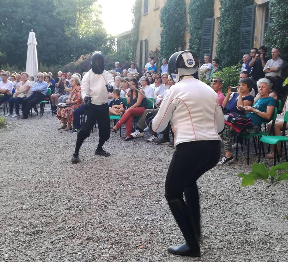 23 set 17 - Aperitivo & Musica in Villa Reina - Ars Gladii 13