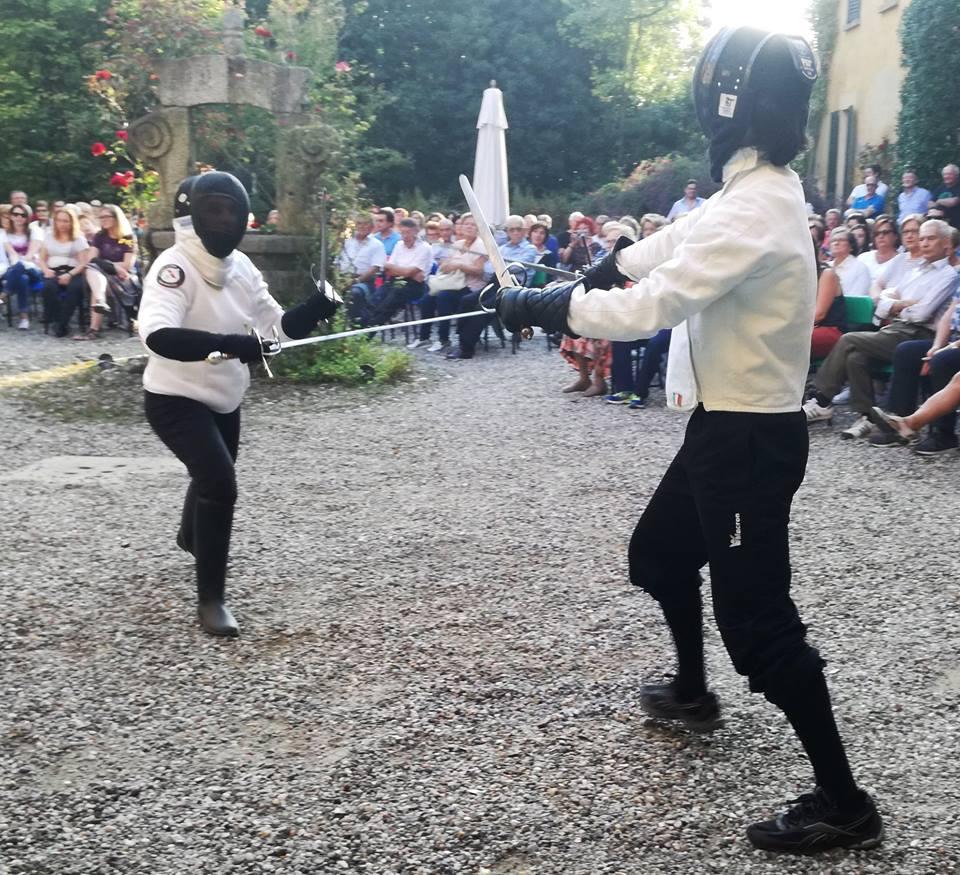 23 set 17 - Aperitivo & Musica in Villa Reina - Ars Gladii 18