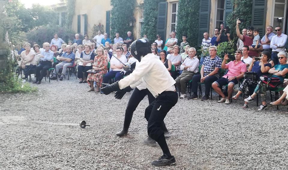 23 set 17 - Aperitivo & Musica in Villa Reina - Ars Gladii 19