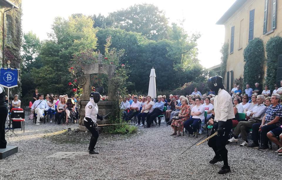 23 set 17 - Aperitivo & Musica in Villa Reina - Ars Gladii 20