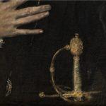 Il Nobile con la sua mano sul petto - ars gladii 01